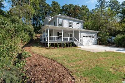 Roswell Single Family Home For Sale: 148 Oxbo Road