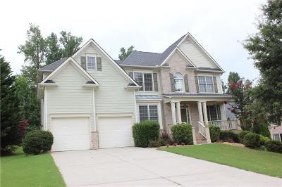 Cumming Single Family Home For Sale: 6645 Hampton Rock Lane