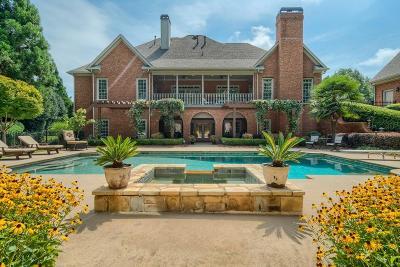 Auburn Single Family Home For Sale: 4760 Highland Point Drive