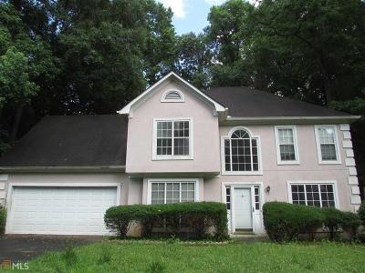 Stone Mountain Single Family Home For Sale: 4853 Terrace Green Trace