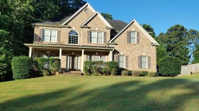 Winder Single Family Home For Sale: 1220 Treemont Trace