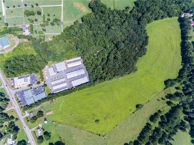 Canton Land/Farm For Sale: 7716 Cumming Highway