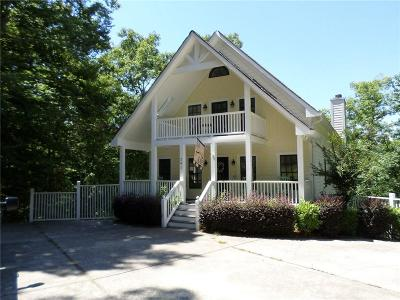 Dawsonville Single Family Home For Sale: 281 Chestatee View Drive