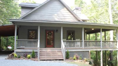 Ellijay Single Family Home For Sale: 404 Trails End Summit