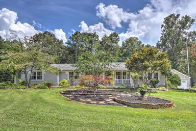 Alpharetta Single Family Home For Sale: 2940 Francis Road
