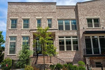 Sandy Springs Condo/Townhouse For Sale: 53 Weston Drive