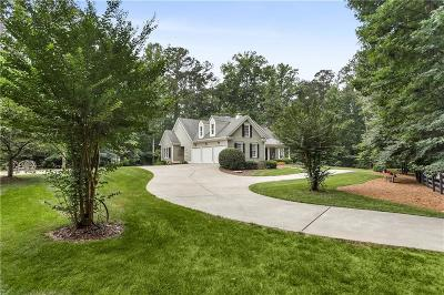 Alpharetta GA Single Family Home For Sale: $1,400,000