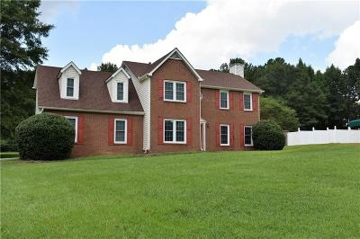 Fayetteville Single Family Home For Sale: 130 Fairfield Circle