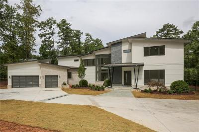 Atlanta Single Family Home For Sale: 325 River Valley Road