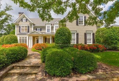 Sandy Springs Single Family Home For Sale: 180 Trimble Crest Drive NE