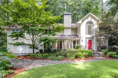 Decatur GA Single Family Home For Sale: $749,000