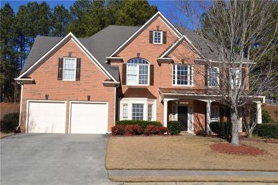 Dacula Single Family Home For Sale: 3163 Mill Grove Terrace