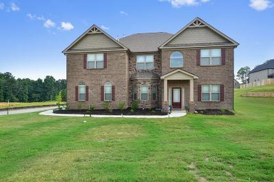 Dacula Single Family Home For Sale: 3612 Parkside View Boulevard