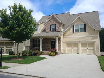 Acworth Single Family Home For Sale: 813 Tramore Road