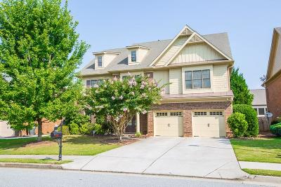 Duluth Single Family Home For Sale: 1655 Morningdale Circle Circle