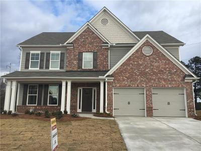 Austell Single Family Home For Sale: 2716 Double Iron Drive