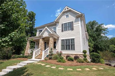 Decatur Single Family Home For Sale: 900 S Candler Street