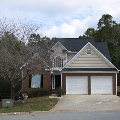 Smyrna Single Family Home For Sale: 1620 Concord Meadows Drive SE