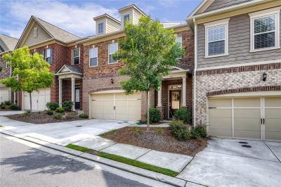 Atlanta Condo/Townhouse For Sale: 152 Barkley Lane