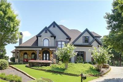 Suwanee Single Family Home For Sale: 5910 Stoneleigh Drive