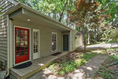 Sandy Springs Single Family Home For Sale: 1550 Spalding Drive