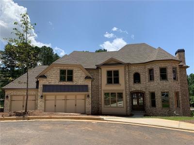 Marietta Single Family Home For Sale: 1816 Blue Granite Court
