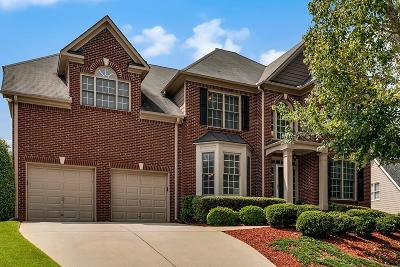 Suwanee Single Family Home For Sale: 3618 Green Pine Way