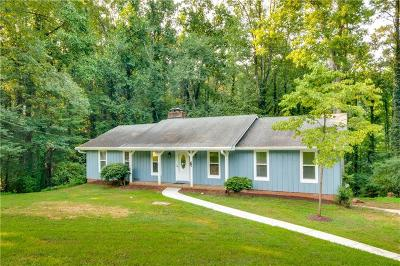 Single Family Home For Sale: 2681 Dellinger Drive