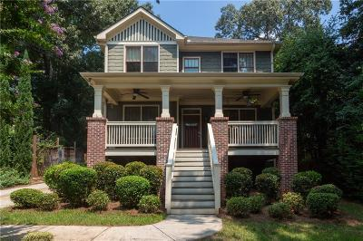 Atlanta Single Family Home For Sale: 459 Deering Road NW