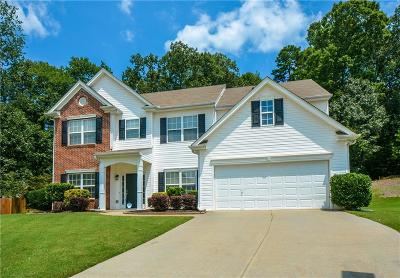 Buford Single Family Home For Sale: 1823 Danestone Circle