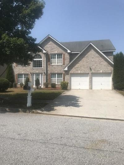 Snellville Single Family Home For Sale: 4465 Michael Jay Street
