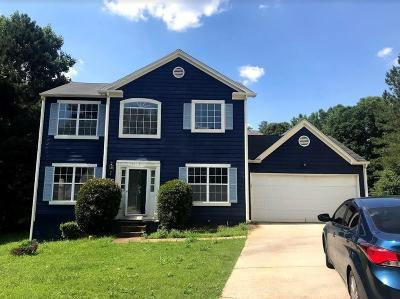 Decatur GA Single Family Home For Sale: $134,600