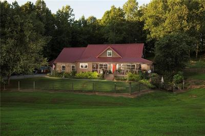 Cherokee County Single Family Home For Sale: 295 Newt Green Road