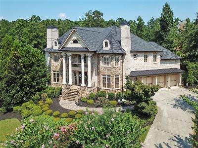 Cumming Single Family Home For Sale: 2265 Flint Creek Drive