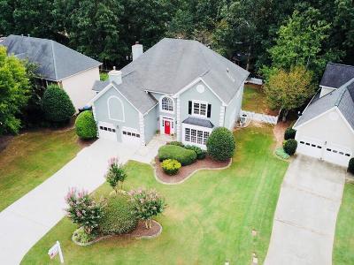 Alpharetta Single Family Home For Sale: 520 Morning Mist Court