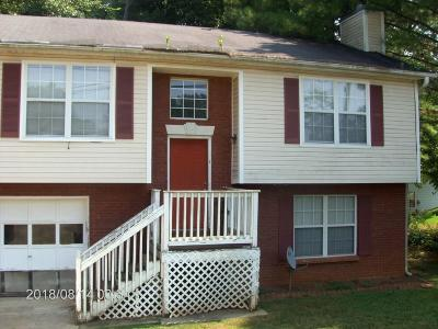 Decatur GA Single Family Home For Sale: $125,000