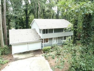 Decatur GA Single Family Home For Sale: $159,900