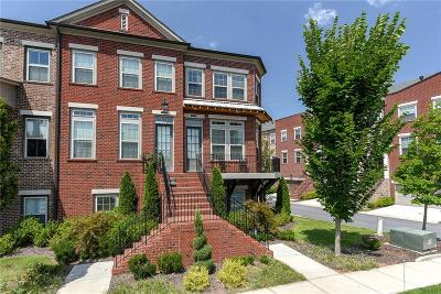 Dunwoody Condo/Townhouse For Sale: 1159 Holly Avenue