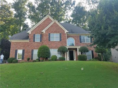 Lawrenceville Single Family Home For Sale: 1365 Cresthaven Lane
