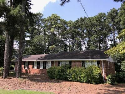 Single Family Home For Sale: 804 Old Tucker Road