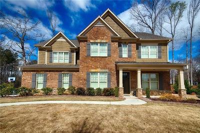 Acworth Single Family Home For Sale: 4470 Talisker Lane NW