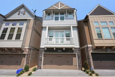 Smyrna Single Family Home For Sale: 164 Blakemore Drive SE