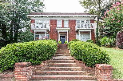 Atlanta Condo/Townhouse For Sale: 706 Charles Allen Drive NE #B