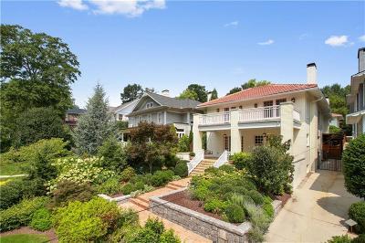 Atlanta Single Family Home For Sale: 52 Westminster Drive NE