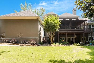Roswell Single Family Home For Sale: 760 Clubside Drive