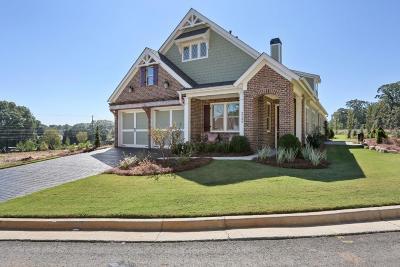 Marietta Single Family Home For Sale: 334 Bullock Lane