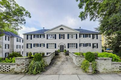 Condo/Townhouse For Sale: 25 Sheridan Drive NE #8