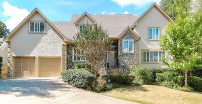 Marietta Single Family Home For Sale: 2902 Ashebrooke Drive NE