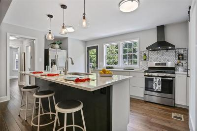 Smyrna Single Family Home For Sale: 1251 Pierce Avenue SE