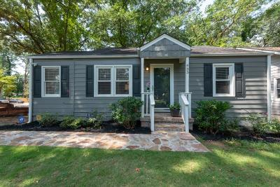 Atlanta Single Family Home For Sale: 433 Morgan Place SE